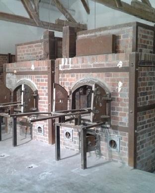 Dachau Crématorium