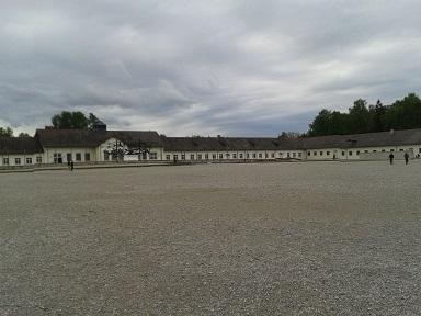 Dachau le camp de concentration