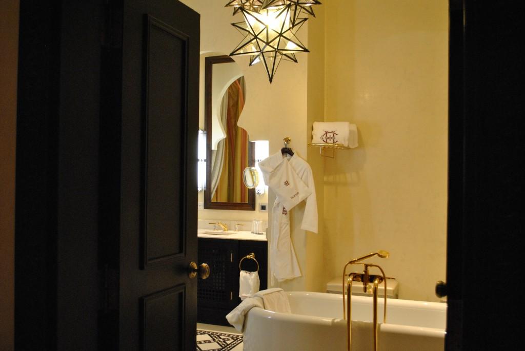 Suite Churchill salle de bain