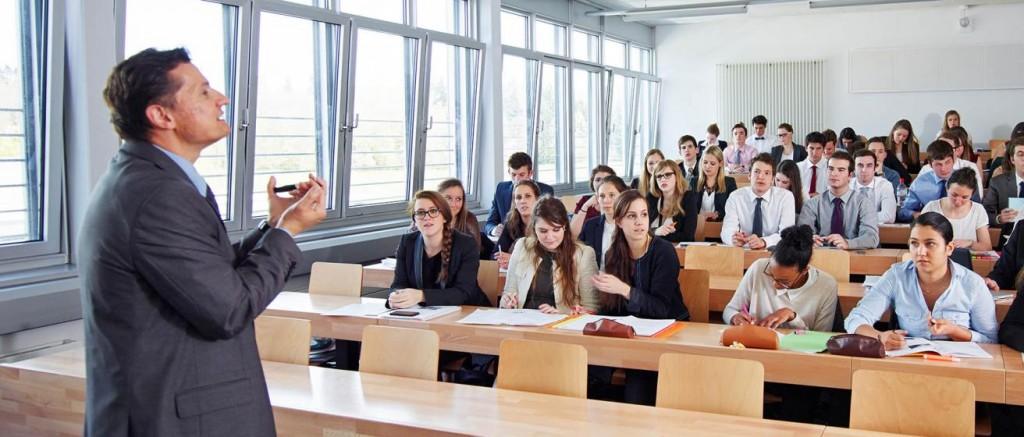 Ecole à Lausanne