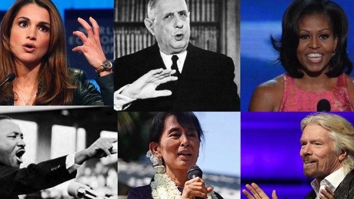 Great Speakers 16 9