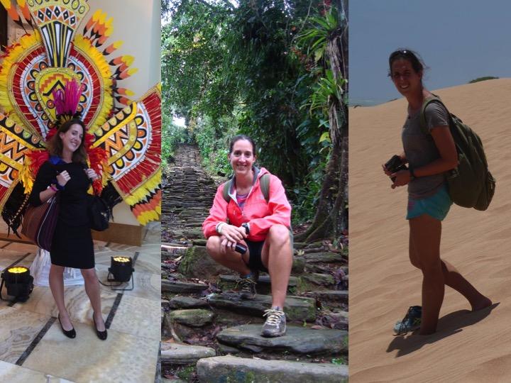 Sophie Chauveau, experte tourisme Amérique Centrale et Caraïbes