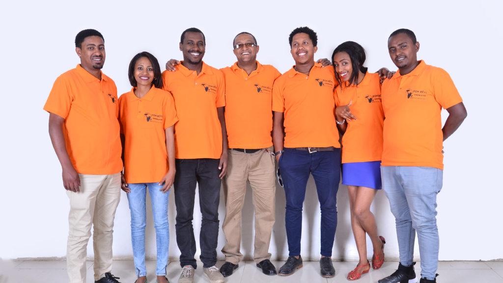 L'équipe de Ton Rêve Voyage Ethiopie