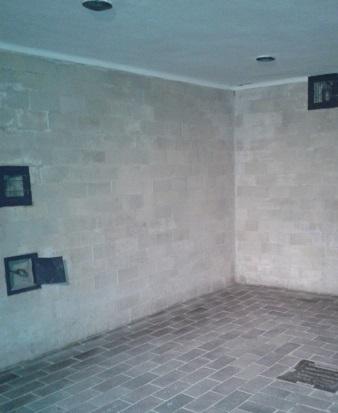 Dachau Chambre à gaz
