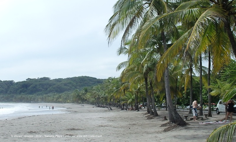 Costa Rica Samara-playa-carillo