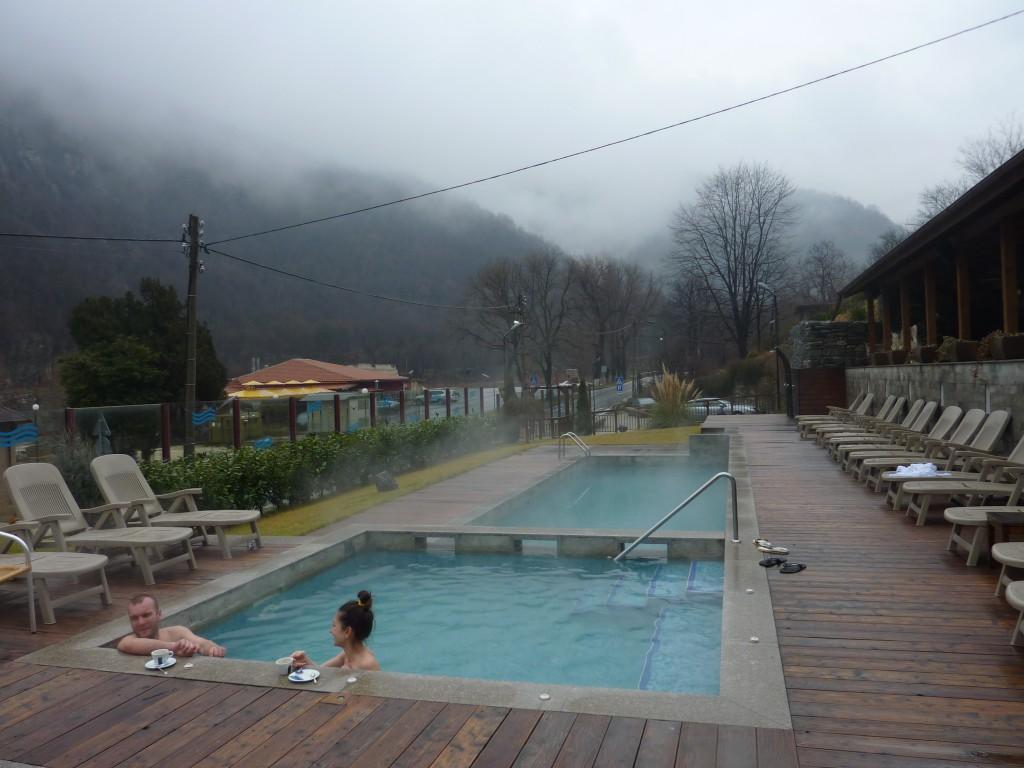 Hôtel Aqua Varvara piscines
