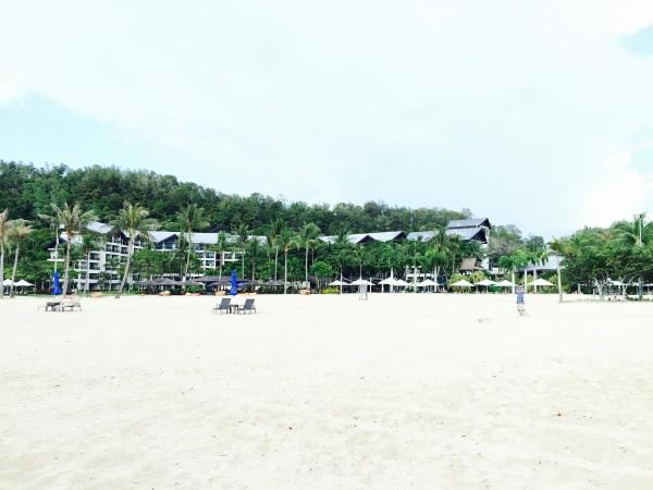 Shangri La plage