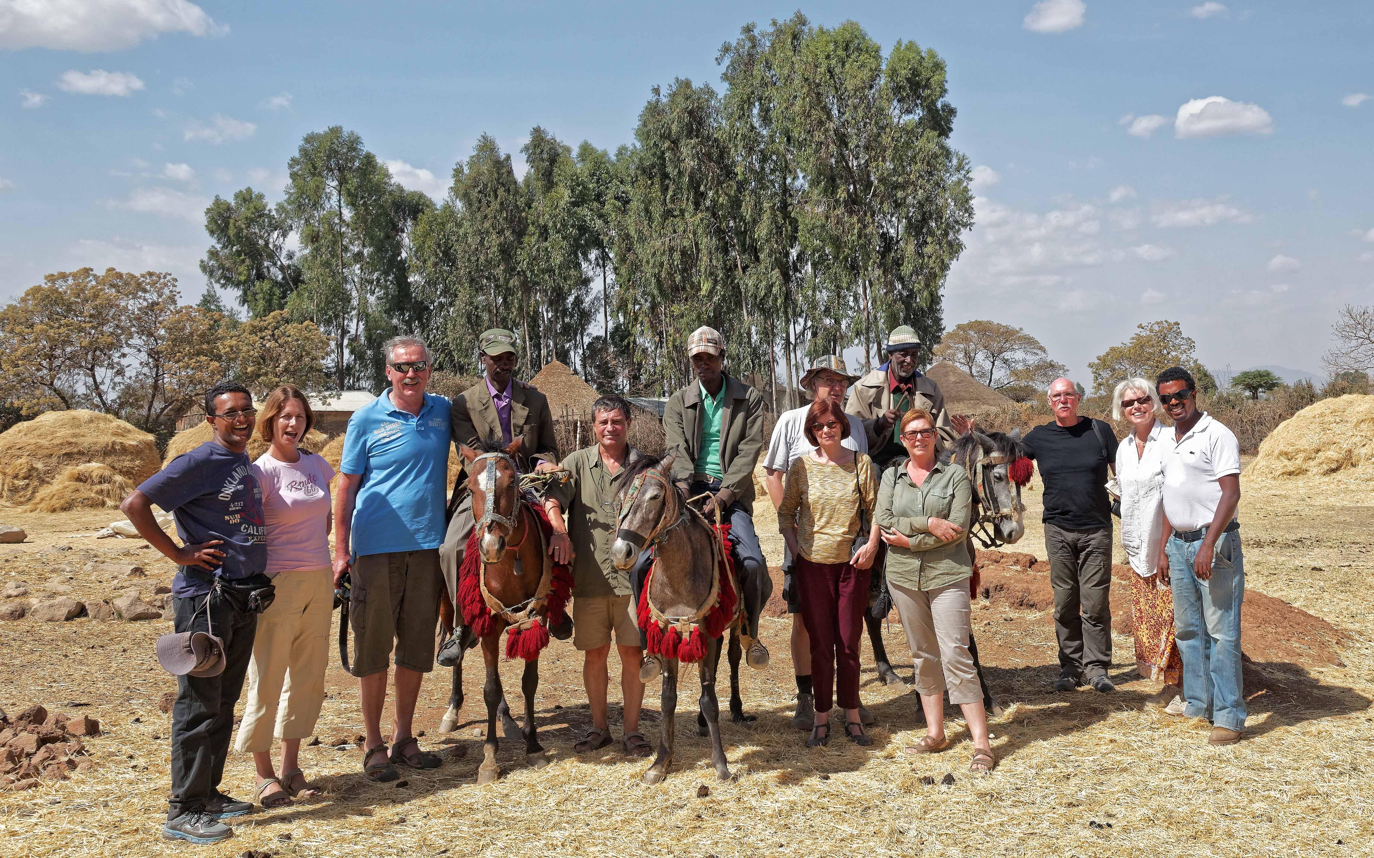 Des clients de Ton Rêve Ethiopie Voyage